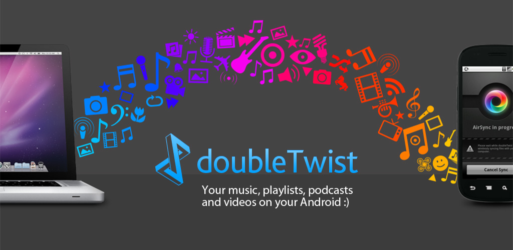doubleTwist para Android