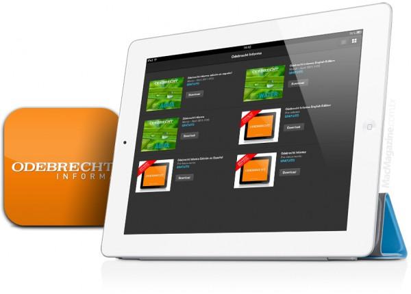 Odebrecht Informa - iPad