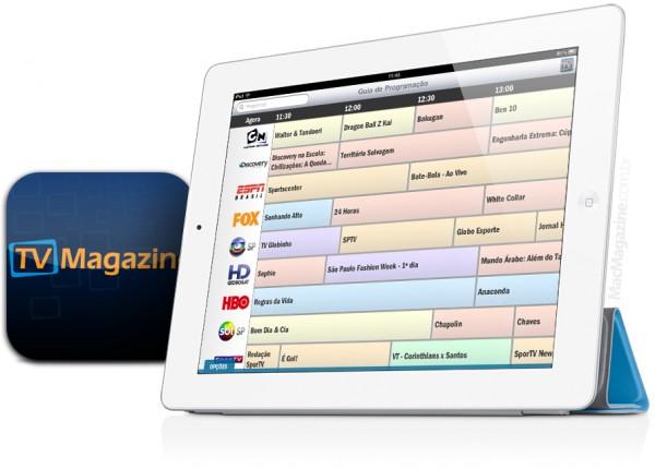 TV Magazine - iPad