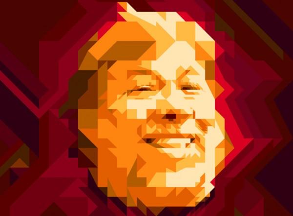 Mosaico de Steve Wozniak