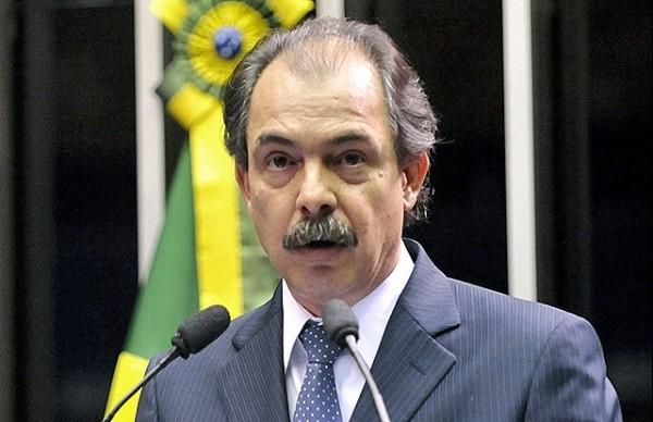 Ministro Aloizio Mercadante