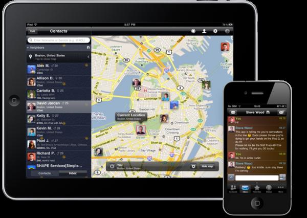 IM+ - iPad e iPhone