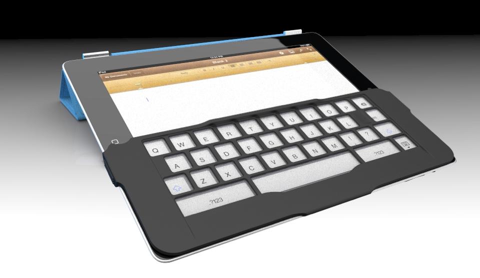 iKeyboard para iPad