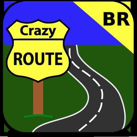 Ícone - Crazy Route