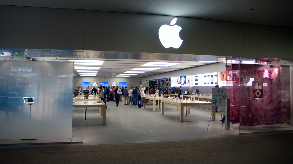 Apple Retail Store - Glendale Galleria