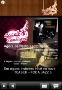 Rádio Lambisgóia - iPhone