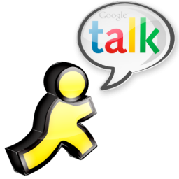 AIM e Google Talk