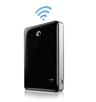 Seagate GoFlex Satellite Wireless