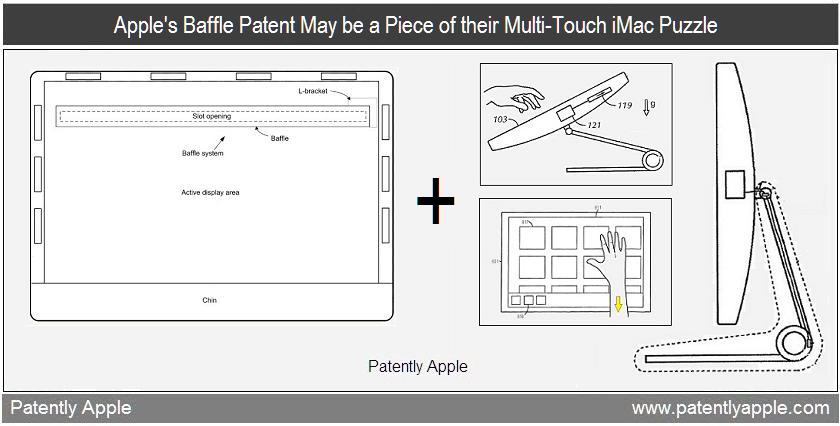 Patente de iMac híbrido