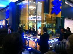 Espaço conceito Banco do Brasil