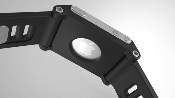 TikTik com iPod nano