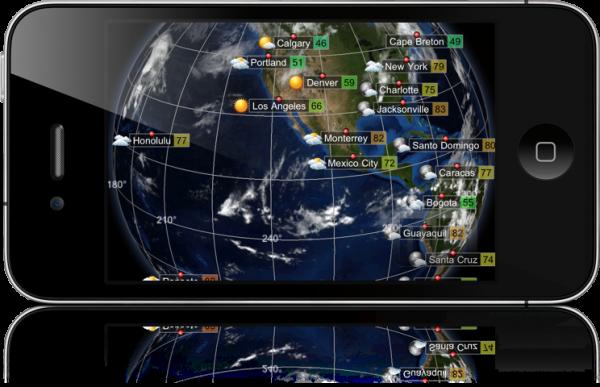 EarthBuzz 3D Weather