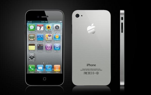 Mockup do iPhone 5