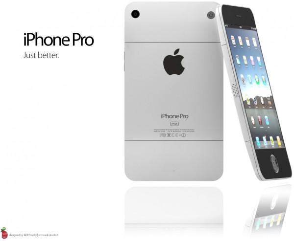 Conceito iPhone Pro - ADR Studio