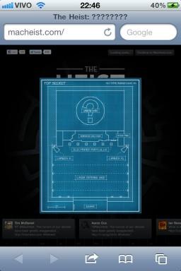 MacHeist - Novo puzzle (iPhone)