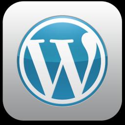 Ícone - WordPress para iOS