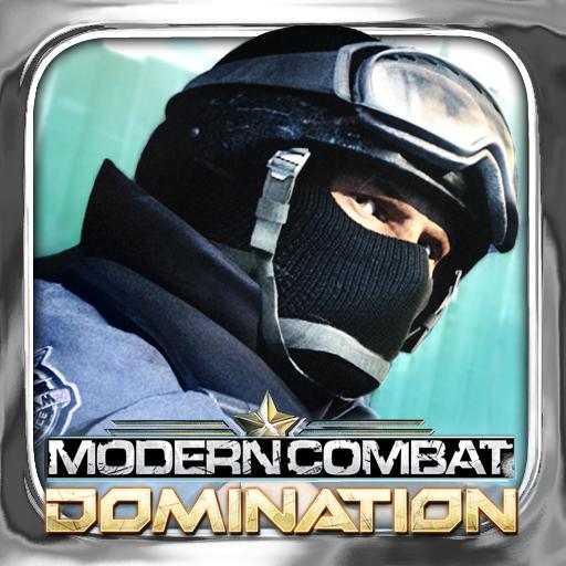 Ícone de Modern Combat Domination