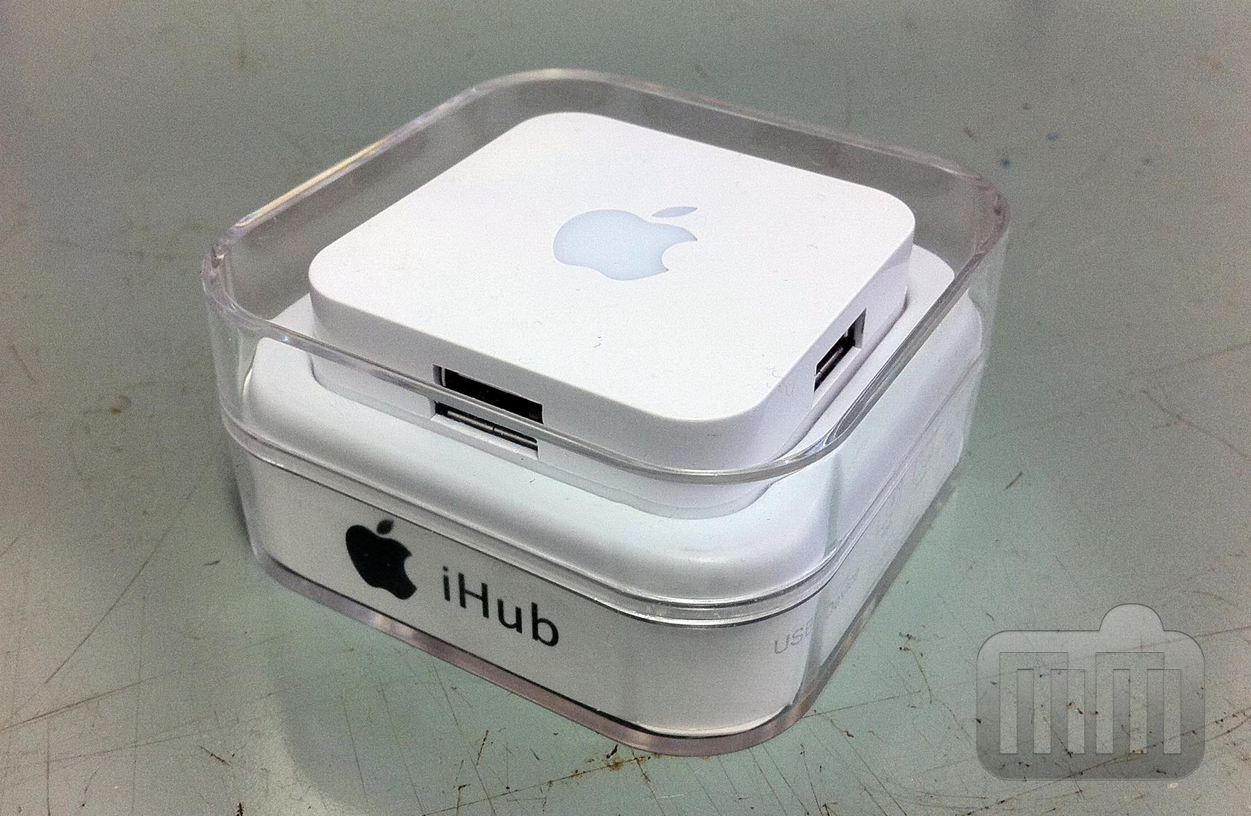 Embalagem do iHub