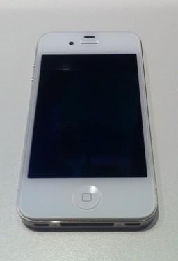 iPhone 4 branco no Brasil