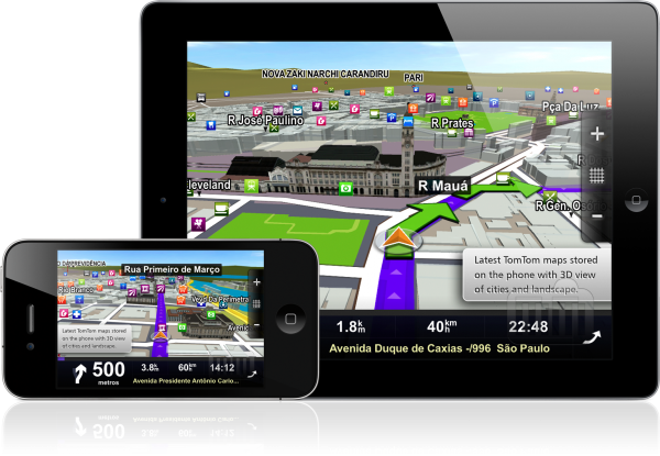Sygic Brasil: Navegação GPS - iPhone e iPad