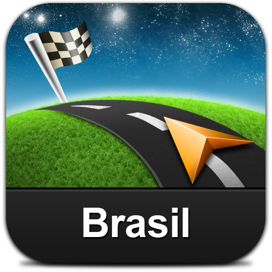 Ícone - Sygic Brasil: Navegação GPS
