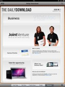 The Daily Download para iPad - Apple Stores