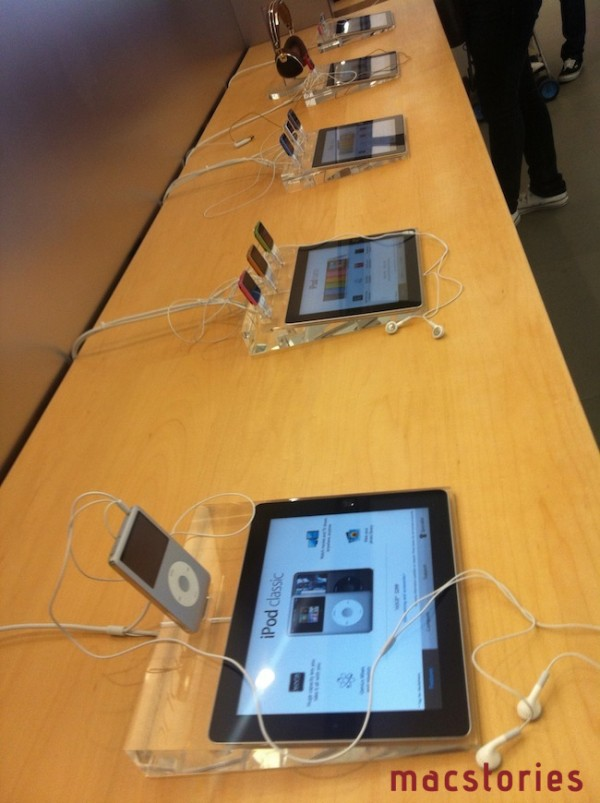 Apple Store 2.0 - iPods