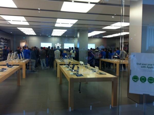 Apple Store 2.0 - Brisbane, Austrália