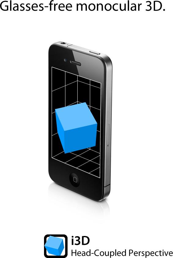 i3D no iPad