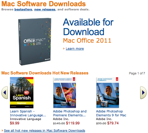 Amazon Mac Software Downloads