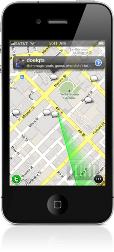 Maps+ no iPhone