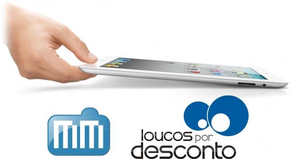 iPad 2 em promoção MacMagazine - Loucos por Desconto