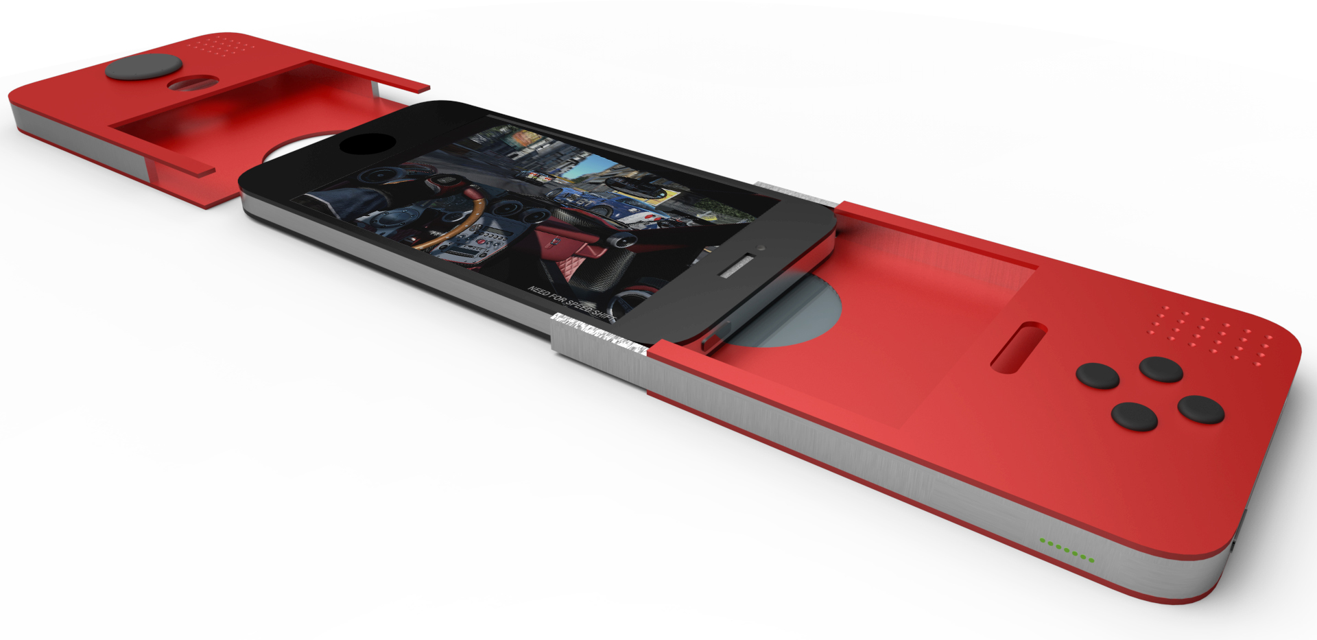 Gaming Pod - iPhone
