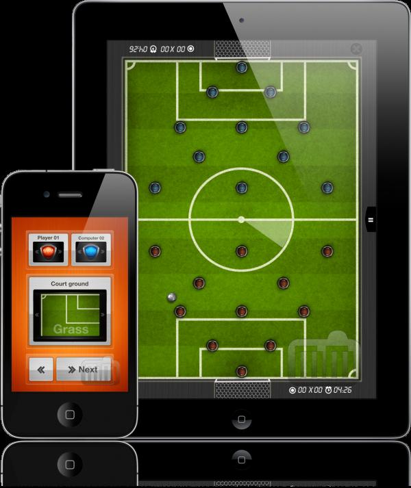 Pinosoccer HD - iPhone e iPad