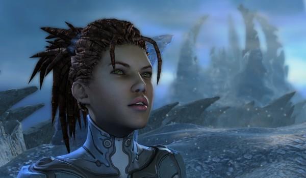 Sarah Kerrigan, Rainha das Lâminas - StarCraft 2 Brasil