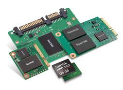 SSD SanDisk U100