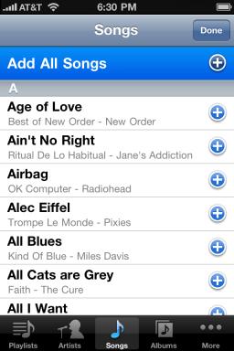 Song Exporter Pro Biblioteca