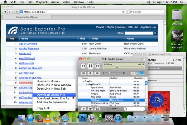 Song Exporter Mac