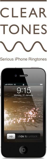 Cleartones - iPhone