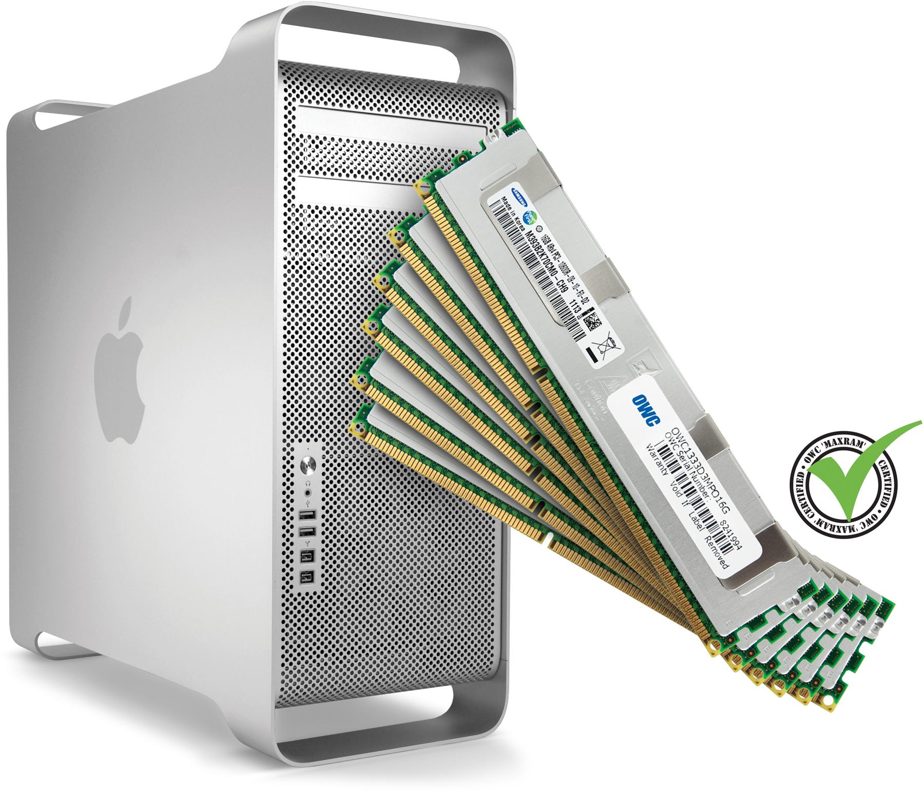 Upgrade de RAM para Macs Pro - OWC
