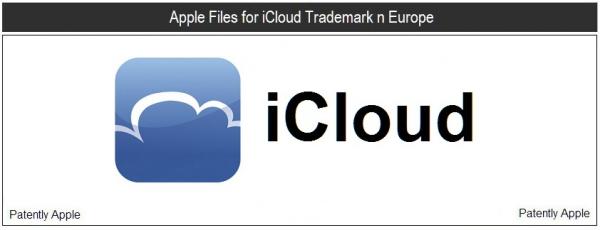 Registro da marca iCloud na Europa