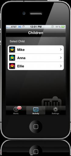 Norton Online Family para iOS