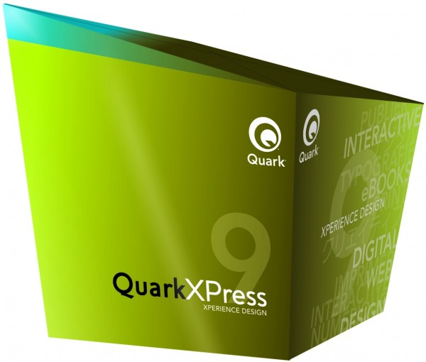 Caixa - QuarkXPress 9