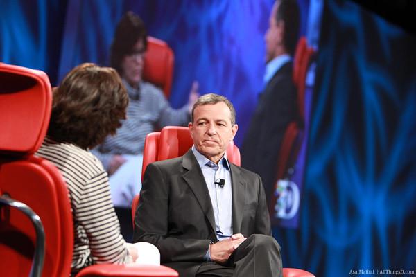 Bob Iger, CEO da Disney - D9 Conference, AllThingsD