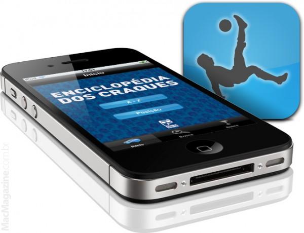 Enciclopédia dos Craques - iPhone