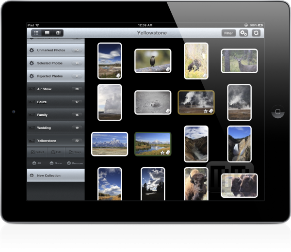 Photosmith - iPad