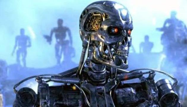 Exterminador do Futuro - Skynet