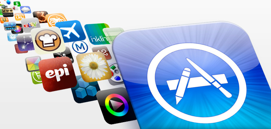 Apps na iOS App Store