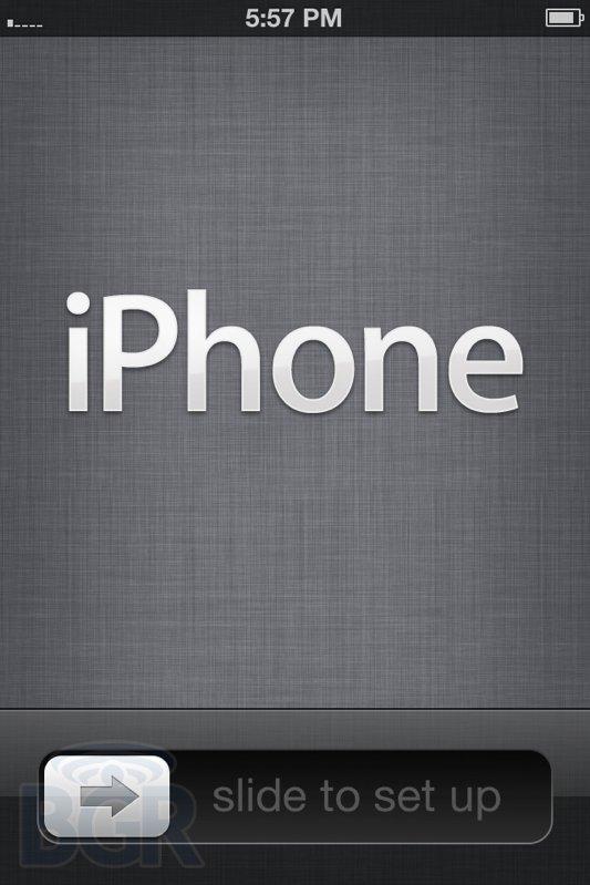 Configuração inicial PC Free - iOS 5