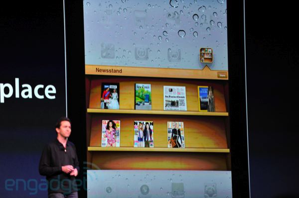 Keynote de abertura da WWDC 2011